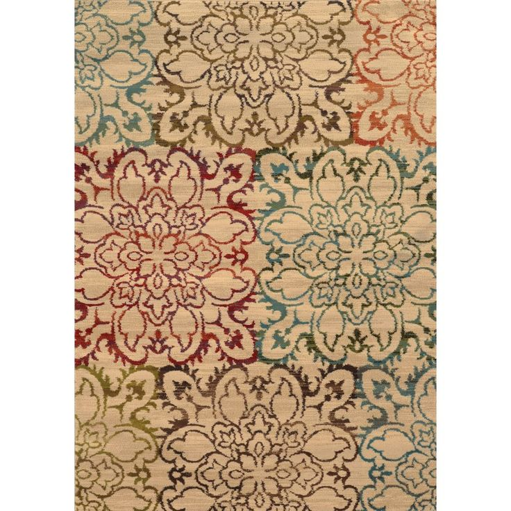 Patterned Area Rugs 42 Best Rugs Images On Pinterest  Indoor Outdoor Rugs Courtyards .