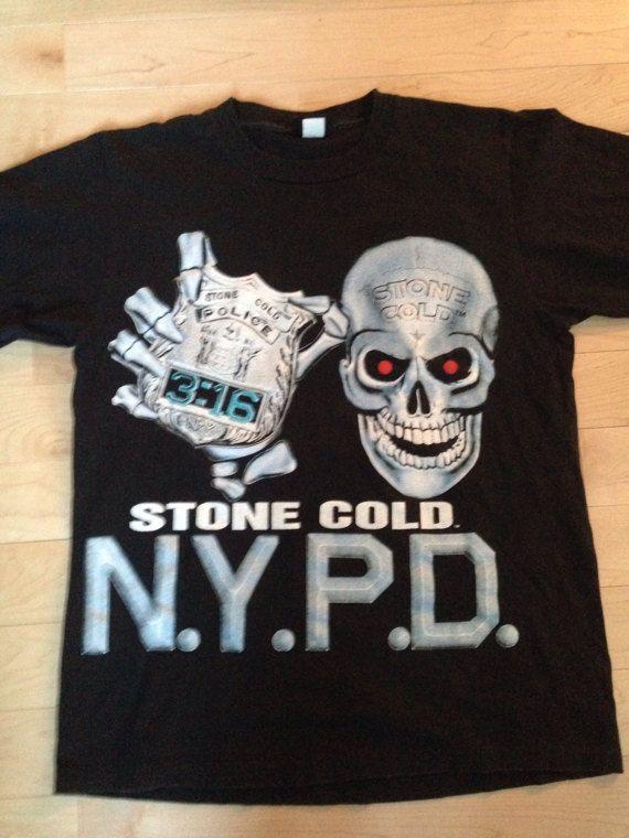 Vintage Stone Cold Steve Austin Nock Your Punkass by 21Vintage