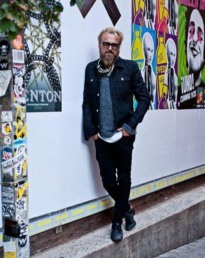 5x7: A Fashion Week Photo Journal with Ben Ferrari: Style: GQ