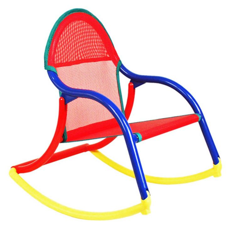 Outdoor Mesh Rocking Chair Primary