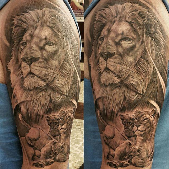 резултат со слика за Tatuajesdeleonas Tatoo Lion Tattoo Animal