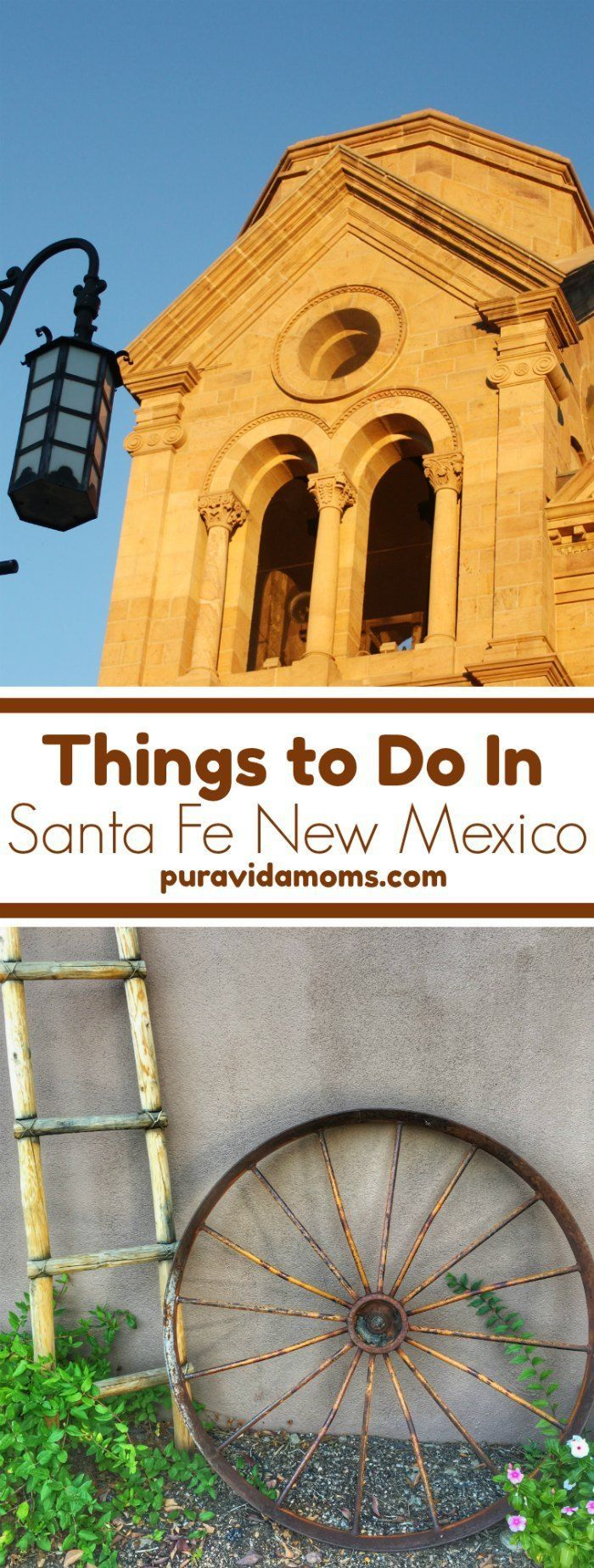 After 24 hours in Santa Fe we can't wait to go back- here's what I learned about things to do in Santa Fe. The ultimate guide to things to do in Santa Fe!