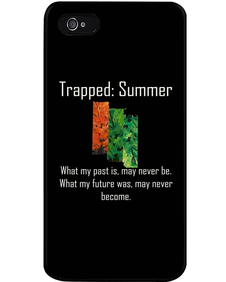 Before the launch of Trapped: Summer comes this incredible design for those long summer nights fueled with memories.