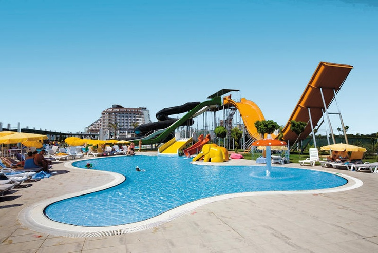 Saturn Palace Resort, Antalya Geweldig!