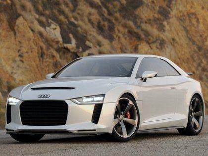 Audi Quattro Anniversario Concept