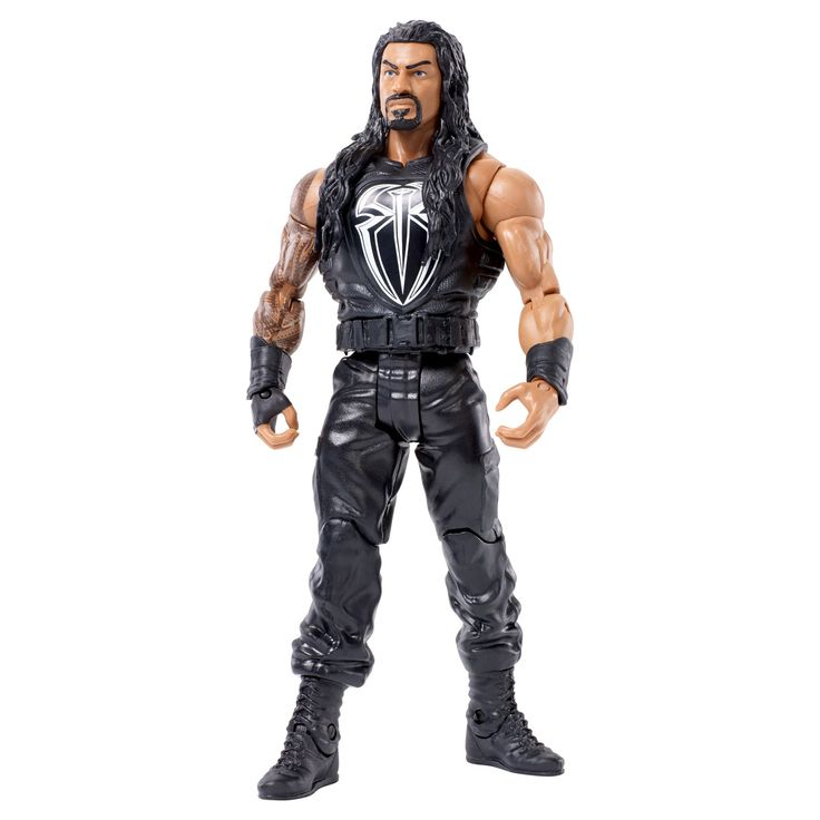 Wwe Roman Reigns Action Figure - Series 65