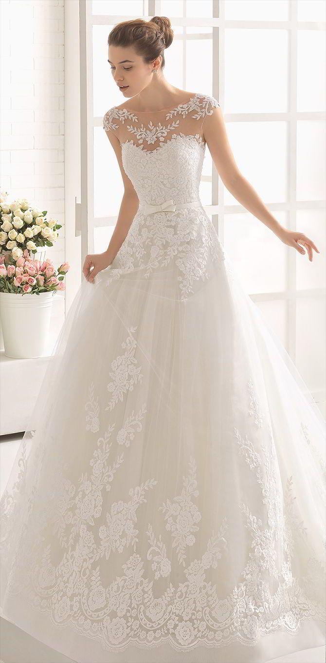 110 best Princess Wedding Dresses images on Pinterest | Bridal ...