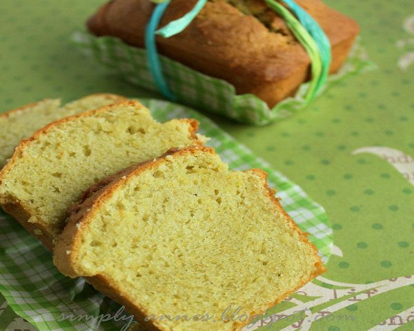 avocado pound cake | healthy board | Pinterest