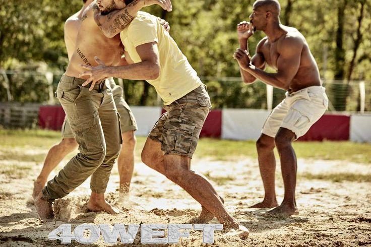 Ready to play? #40weft #abbigliamentouomo #menclothes #sport #tempolibero #urbanstyle
