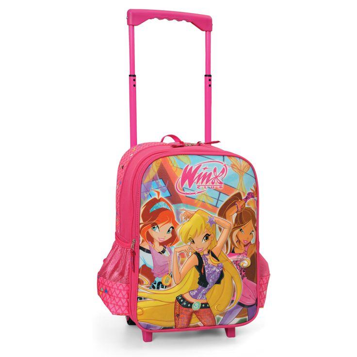 Рюкзак школьный winx club rock pailette рюкзак детское кресло