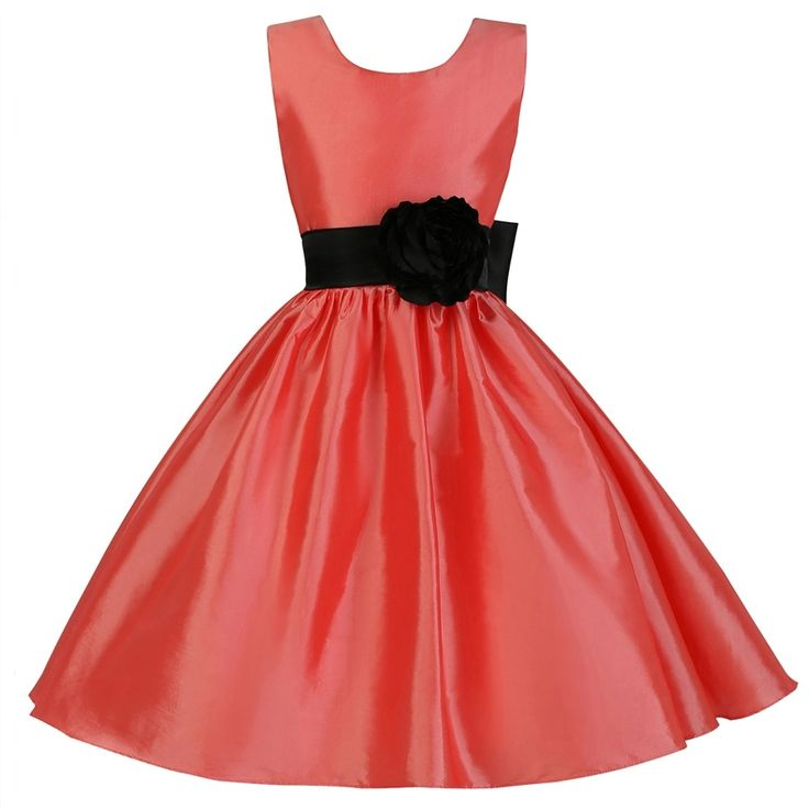 9 best short dress images on pinterest bridesmaid gowns for Dresses for 12 year olds for a wedding