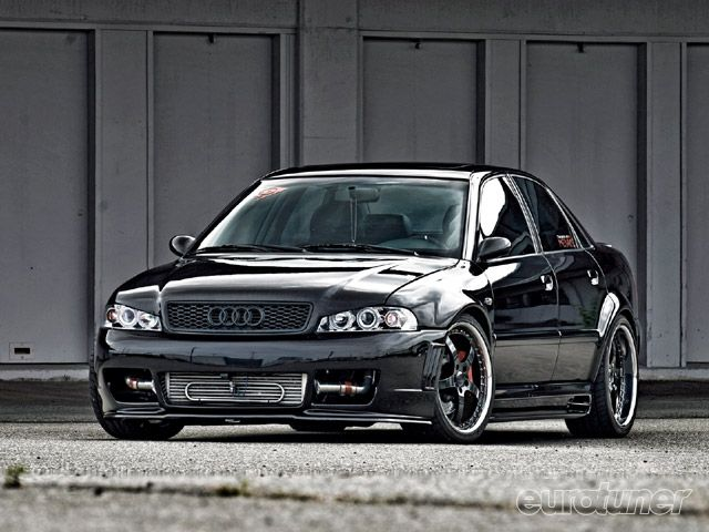 1999 Audi A4 Front View Photo 49