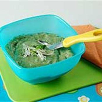 Resep Bubur Ayam Brokoli