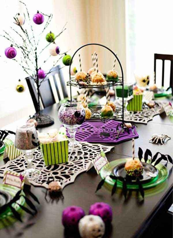 1000+ images about Halloween on Pinterest Paper lanterns, Jars and - halloween craft decorations