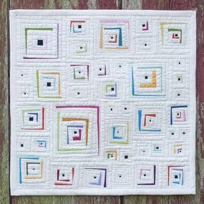 Broken – domestic abuse quilt #7