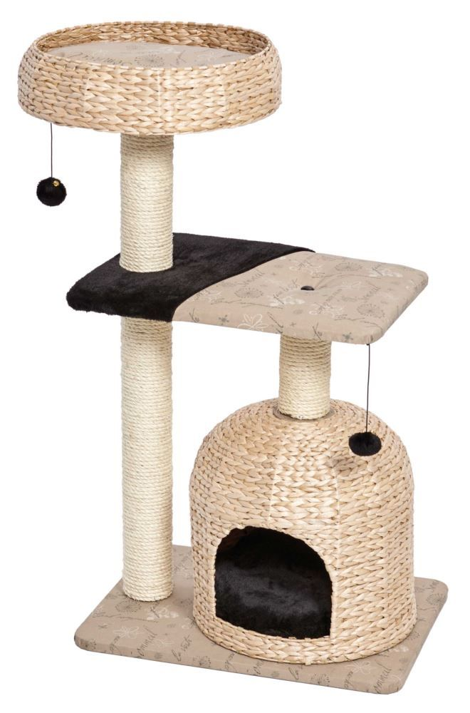 Feline Nuvo Nest Wicker Cat Furniture | MidWest Homes For Pets