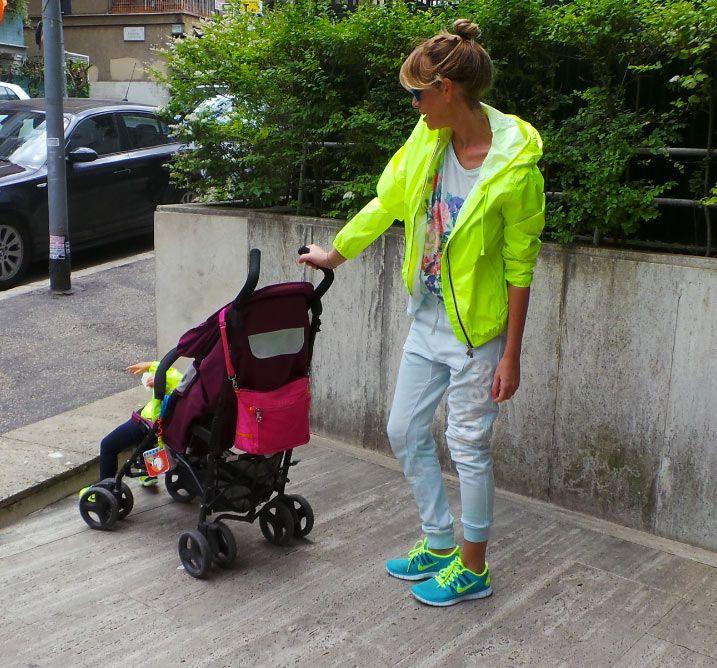 Rimettersi in forma dopo la #gravidanza : w le #neomamme #fit !