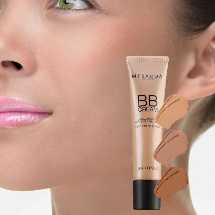 Da IF You arriva la #bbcream di #Mesauda. 3 #nuances delicate e dall'ottima coerenza per un effetto naturale. Vieni a scoprirla.  Villa d'Almè, via Sigismondi 47/A #Bergamo #makeup #foundation #beauty #prodotticosmeticibergamo #cosmesi #makeover #bellezza