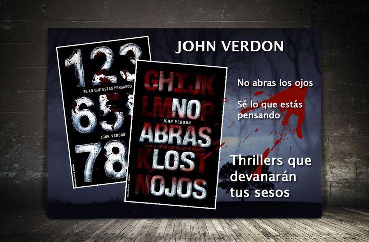 Diseño de banner ebooks John Verdon | Dolphin Tecnologías