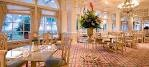The Grand Floridian Café offers a moderately priced breakfast, lunch and dinner of American favorites. This casual, light-filled restaurant has a charming Victorian setting and overlooks the lovely gardens and pool at Disney's Grand Floridian Resort & Spa.