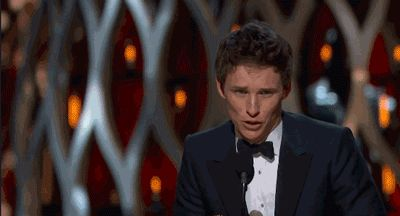 In fact, he gets all adorably flustered when being showered with well-deserved praise. | 17 Reasons You Should Love Eddie Redmayne