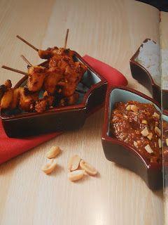 Le Chef Pierre D'Iberville: Satay (Cuisine indonésienne)