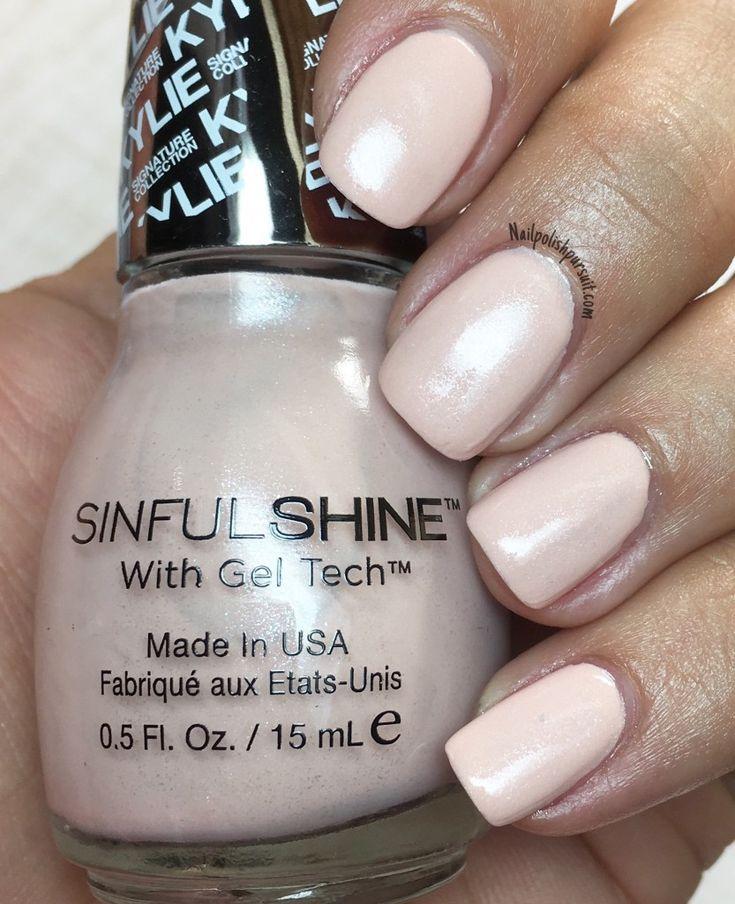 Cotton Candy Nail Polish La Carte: Nails - Sinful Colors