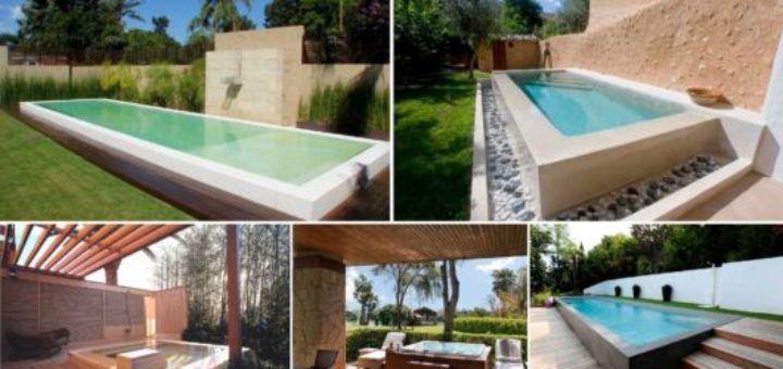 17 melhores ideias sobre piscinas pequenas no pinterest for Piscinas p 29 villalba