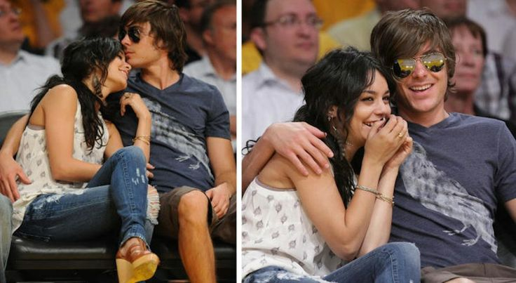 10 Photos That Will Make You Wish Zac Efron and Vanessa Hudgens Never Broke Up