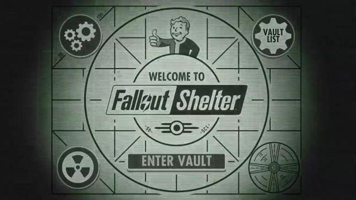Fallout Shelter Llega a la App Store para iPhone y iPad