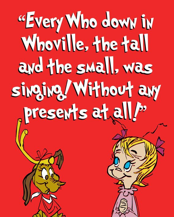 The Grinch Who Stole Christmas INSTANT by FaithFamilyFunDesign