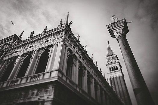 Alessandro Chiarini - View of Venice Italy 1