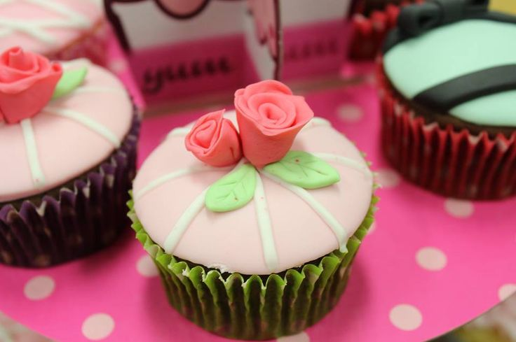 See the world through rose cupcakes. Sent in by RSPCA supporter Eriko http://www.rspcacupcakeday.com.au/