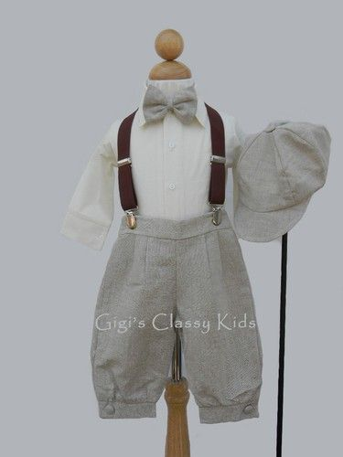 Vintage baby boy knickers