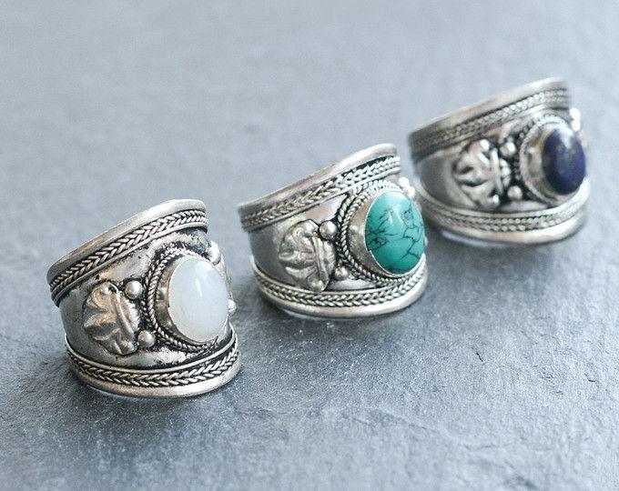 bijoux boheme argent