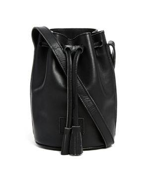 Enlarge Jack Wills Mini Leather Duffle Bag