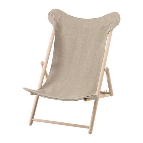 IKEA - TILLFÄLLE, Lænestol, Den høje ryg gi'r nakke og hoved god støtte.Nem at klappe sammen og sætte væk.