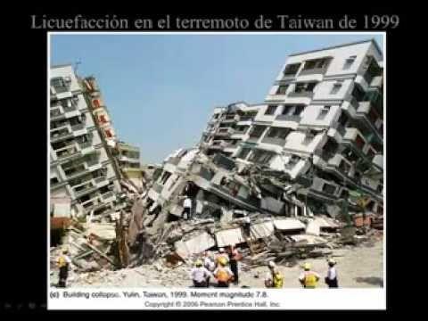 Asignaturas - Ciencias Naturaleza de 2º .Video efectos de los terremotos