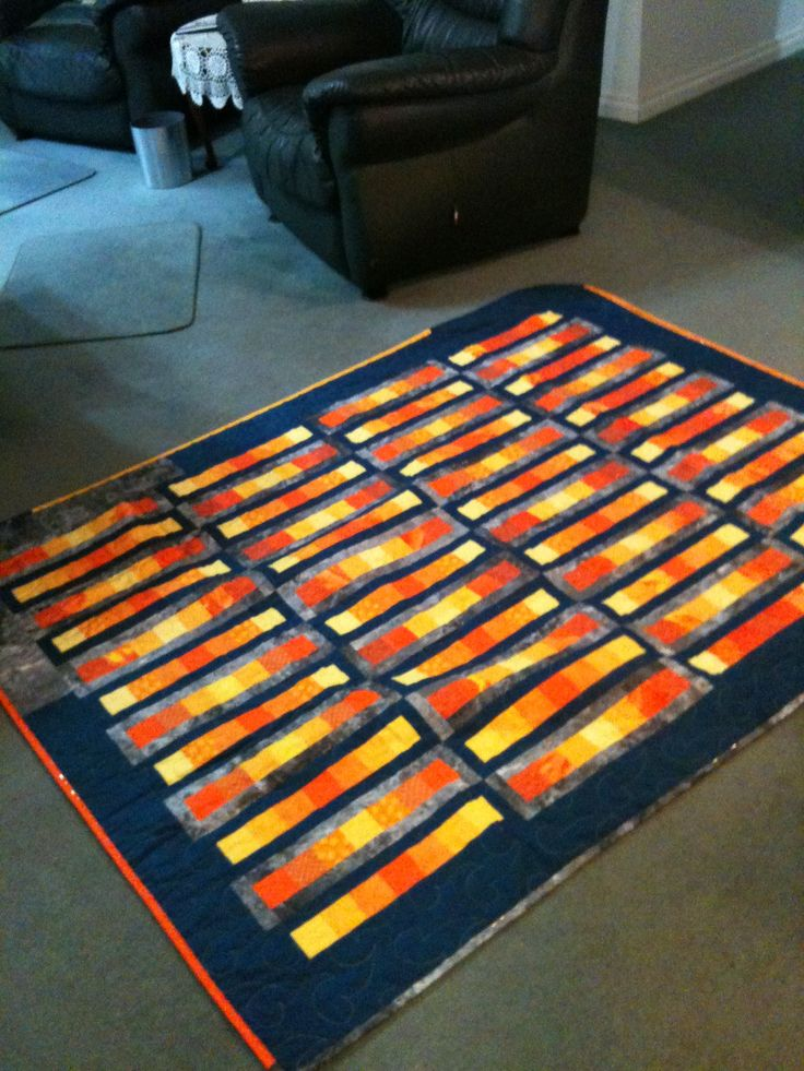 A combination quilt for West Eagles and Netherlands...