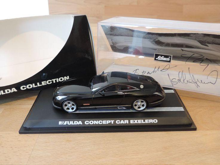 Fulda Concept Car Exelero (Maybach 57) 1:43 Schuco