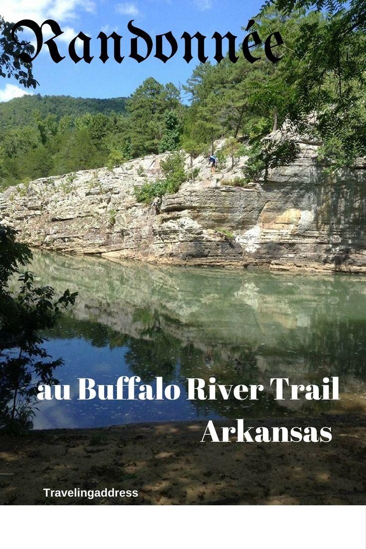 Buffalo River Trail, Arkansas USA -