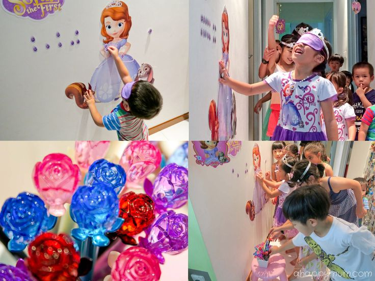 A Happy Mum Singapore Parenting Blog Sofia The First Birthday Bash