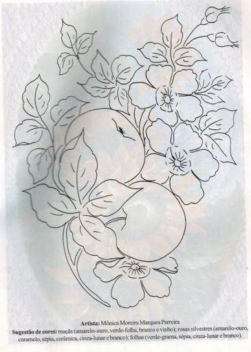 Pintura en tela Nº 2 - Marleni - Picasa Web Albums