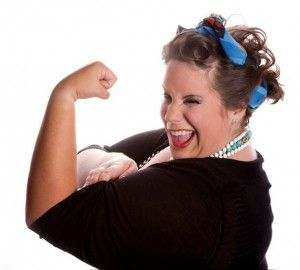She's a badass because she has the courage to be herself. Oh, that we should all be that brave.    - Whitney Way Thore