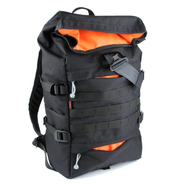 reHOSE FLASH Molle Cobra - rolltop backpack with Cobra buckle
