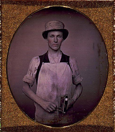 daguerreotype american jobs latch maker serenity eyes beauty