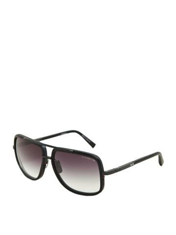 e4e03eeac94 Dita Men s Matte Black Mach One Sunglasses  Mensaccessories