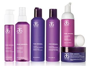 """From endless hair-dyed days to her go-to Arbonne """"hair care cocktail,"""" the reviewer at Mod City is amazed by the results from Arbonne Pure Vibrance products."""