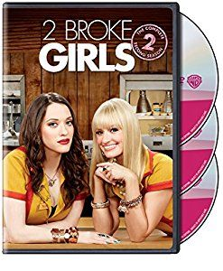 Amazon.com: 2 Broke Girls: The Complete Second Season: Kat Dennings, Beth Behrs, Garrett Morris, Jonathan Kite, Matthew Moy, Jennifer Coolidge, Michael Patrick King: Movies & TV