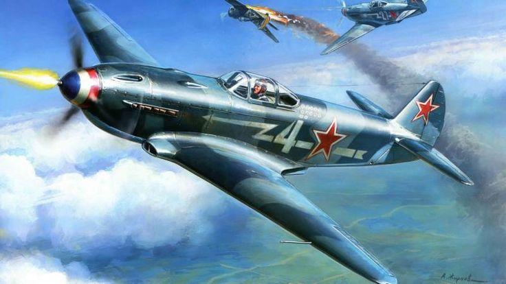 Yak 3 Soviet